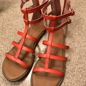 ad84dc7de460 Old Navy Shoes - Coral Old Navy Gladiator Sandals